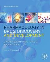 Pharmacology in Drug Discovery and Development PDF