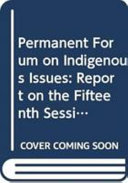 Permanent Forum on Indigenous Issues PDF