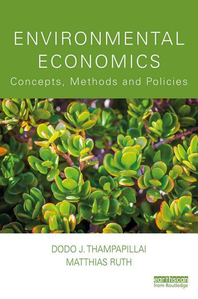Environmental Economics Pdf Book