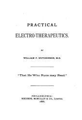 Practical Electro Therapeutics ...