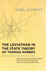 The Leviathan In The State Theory Of Thomas Hobbes Book PDF