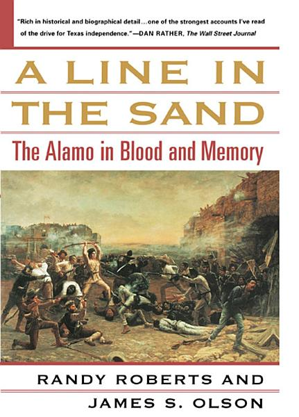 A Line in the Sand Pdf Book