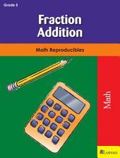 Fraction Addition: Math Reproducibles
