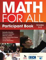 Math for All Participant Book  3  5  PDF