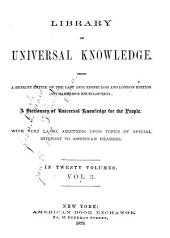 Library of Universal Knowledge: Volume 3