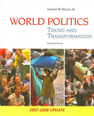 World Politics  Trend and Transformation  2007 2008 Update PDF
