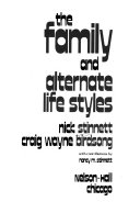 The Family and Alternate Life Styles