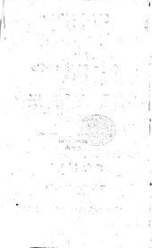 Fürstliche Tischieden, das ist von allerhandt politischen nachdenklichen Fragen, Händeln, und Geschichten ... Bedencken und ... Discurssen, so ... durch J. W. Gebharten ... angefangen und ... verfasset ... nochmals vermehret und ... continuirt werden durch ... G. Draudium: Volume 1