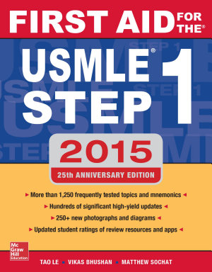 First Aid for the USMLE Step 1 2015