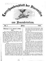 Korrespondenzblatt der Diakonissen von Neuendettelsau PDF