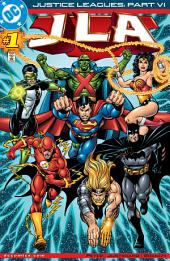 Justice Leagues: Justice League of America (2001-) #1