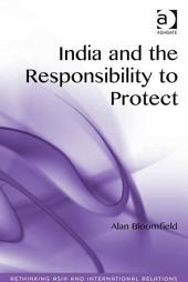 India and the Responsibility to Protect