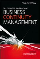 The Definitive Handbook of Business Continuity Management PDF