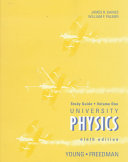 Study Guide, Young/Freeman University Physics, Ninth Edition