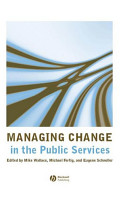 Managing Change in the Public Services PDF