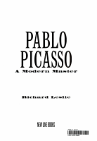Pablo Picasso PDF