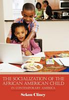 The Socialization of the African American Child PDF