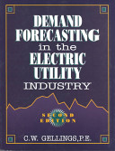 Demand Forecasting in the Electric Utility Industry PDF