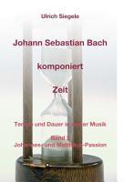 Johann Sebastian Bach komponiert Zeit PDF
