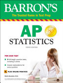Barron s AP Statistics with Online Tests Book