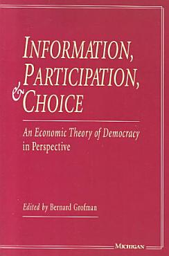 Information  Participation  and Choice PDF