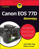 Canon EOS 77D For Dummies PDF