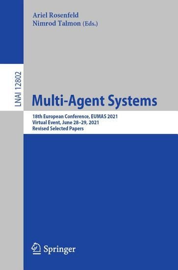 Multi Agent Systems PDF