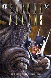 Batman/Aliens (1997-) #2