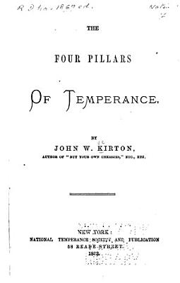 The Four Pillars of Temperance     PDF