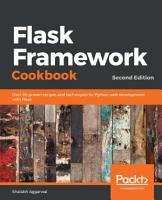 Flask Framework Cookbook PDF