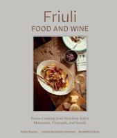 Friuli Food and Wine PDF