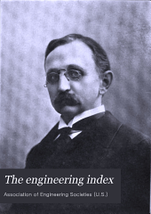The Engineering Index: Volume 3