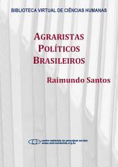 Agraristas políticos brasileiros