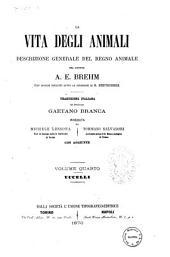 La vita degli animali descrizione generale del regno animale [di] A. E. Brehm: Uccelli, Volume 4