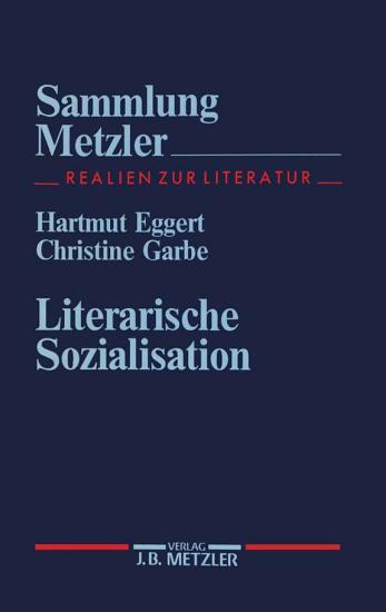 Literarische Sozialisation PDF