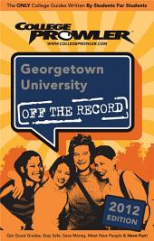 Georgetown University 2012