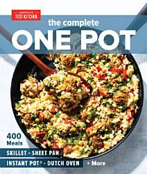 The Complete One Pot PDF