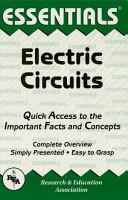 Electric Circuits Essentials PDF