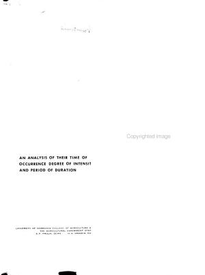Hot and Cold Days in Nebraska
