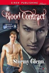 Blood Contract [Wolf Creek Pack 8]
