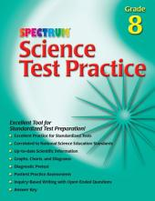 Science Test Practice, Grade 8