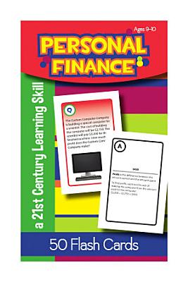 Personal Finance Flash Cards for Ages 9 10