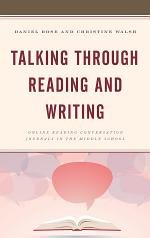 Talking through Reading and Writing