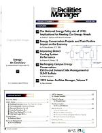 Facilities Manager PDF