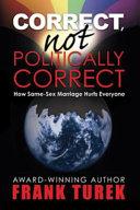 Correct  Not Politically Correct Book