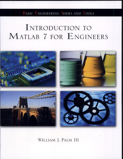 Introduction to MATLAB 7 for Engineers PDF