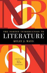 The Norton Introduction to Literature PDF