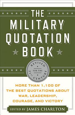 The Military Quotation Book PDF