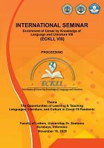 Proceeding International Seminar Enrichment of Career by Knowledge of Language and Literature VIII (ECKLL VIII)