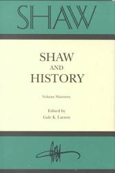 Shaw And History Book PDF
